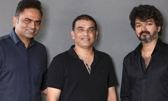 Thalapathy66 core team's first visit after announcing the project! - Pics Inside