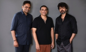 Breaking! Vijay's 'Thalapathy 66' officially announced