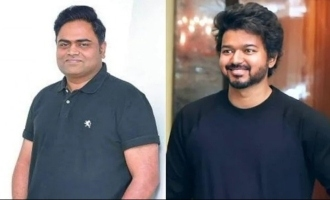 Breaking! A big addition to 'Thalapathy 66' due to mega budget?