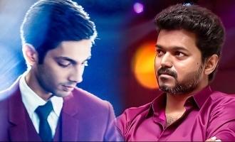 Thalapathy Vijay and Rockstar Anirudh to Team Up Again?