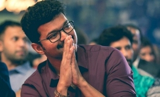 Thalapathy Vijay fans honor COVID 19 warriors with gold