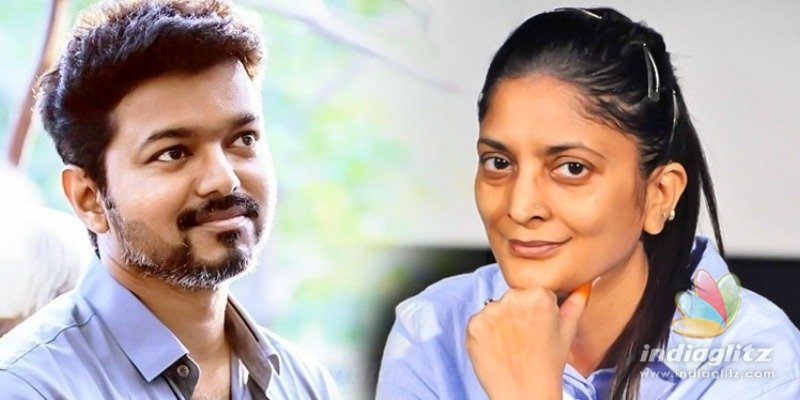 Thalapathy 65 heroine confirmed?