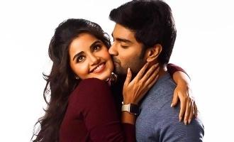 Atharva's next romantic entertainer releasing soon!