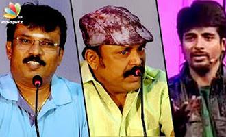 Thambi Ramaiya reveals Sivakarthikeyan's Sucess Secret