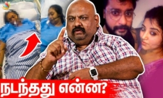 Jayashree also committed mistake - Thanika reveals truth about Easwar- Mahalakshmi issue