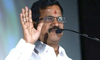 Producer Kalaipuli Thaanu donated Rs 50 Lakhs as Building Fund to South Indian Film Chamber