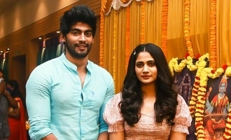 Losliya and Tharshan join hands for this interesting movie!