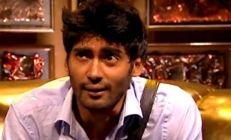 Biggboss Tamil season 3 Dharshan eat chilly for Sherin