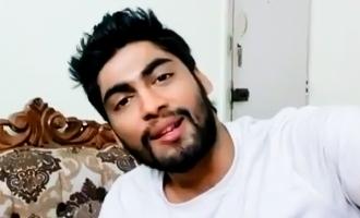 பிக்பாஸ் தர்ஷன் முதல் படம் குறித்த தகவல்: வைரலாகும் வீடியோ!