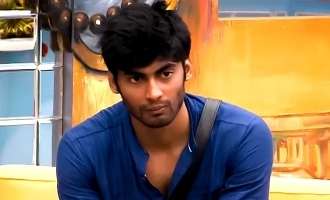 Shocking - Tharshan evicted from Bigg Boss Tamil?