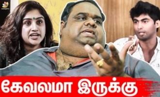 Tharshan's bones will be broken - Producer Ravindran interview