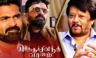 Simbu needs Controversy: Thiagarajan Interview