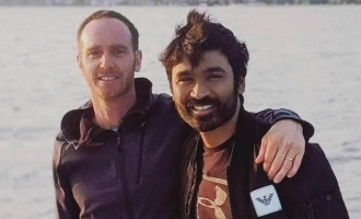 The shooting of Dhanush's Hollywood film 'The Gray Man' is wrapped up! – Full details