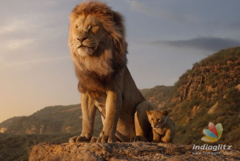 Full-length trailer out for new 'The Lion King' movie