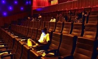 திரையரங்குகளில் பார்வையாளர்களின் எண்ணிக்கை: மத்திய அரசு புதிய அறிவிப்பு