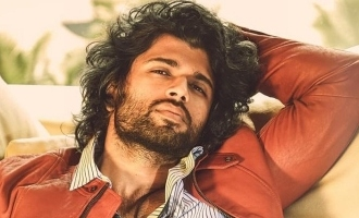 Mass title of Vijay Deverakonda's pan Indian action movie revealed!