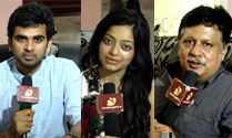 'Thegidi' Movie Team Interview