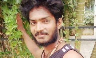 Actor Thennarasu suicide in his house