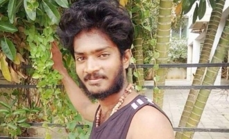Young Tamil actor Thennarasu passes away by suicide