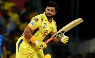 Suresh Raina makes shocking revelation regarding MS Dhoni's IPL retirement