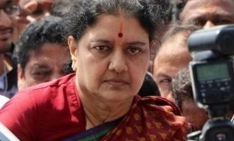 Sasikala announces withdrawal from politics