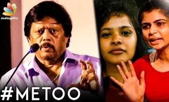 Don't Misuse Metoo Movement : Thiagarajan Speech
