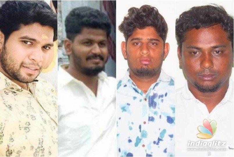 CBCID raids houses of Pollachi Rape Accused Sabarirajan, Vasanthakumar and Satheesh