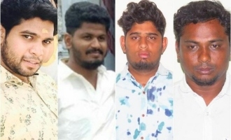 CBCID raids houses of Pollachi Rape Accused Sabarirajan, Vasanthakumar and Satheesh