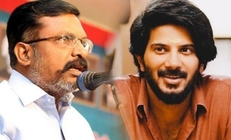 Thirumavalavan demands Dulquer Salmaan to remove scene!
