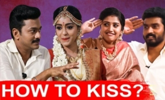 Thirumanam Couples Demo Kiss to Malar Couples