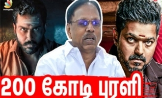 Even AGS does not know real 'Bigil' collections - Tirupur Subramaniam interview