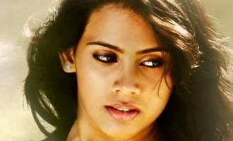 Fans surprised by 'Kadal' actress Thulasi's current look