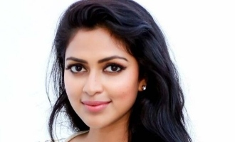 Amala Paul's sincere request to her fans and followers