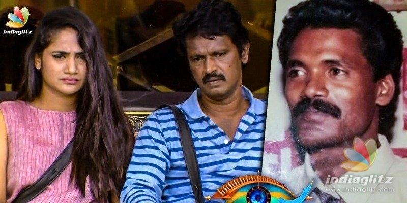 Reason for Bigg Boss 3 Losliyas affection towards director Cheran