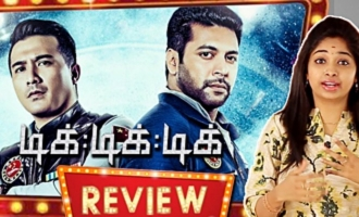 TIK TIK TIK Movie Review by Vidhya