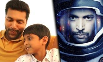 Tik Tik Tik Making : Jeyam Ravi, Aarav, Nivetha Pethuraj Movie Trailer - D Imman Interview
