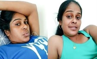 Popular Tamil Tik tok celebrity attempts suicide!