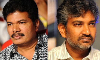 I cannot come near to Shankar - S.S. Rajamouli