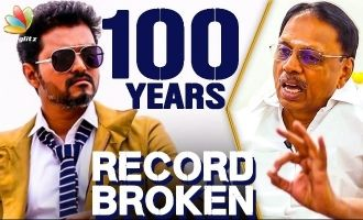 SARKAR Breaks 100 Years Record : Tirupur Subramaniam Interview