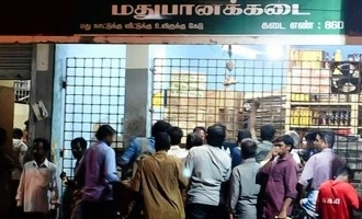 Tasmac shops across Tamilnadu will be closed on all Sundays this month