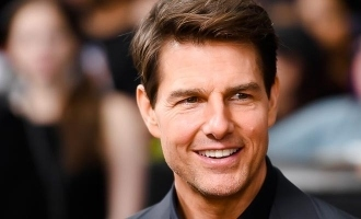Tom cruise's outer space movie director confirmed!