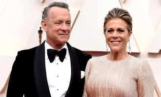 Tom Hanks and Rita Wilson ready for plasma donation after corona recovery!
