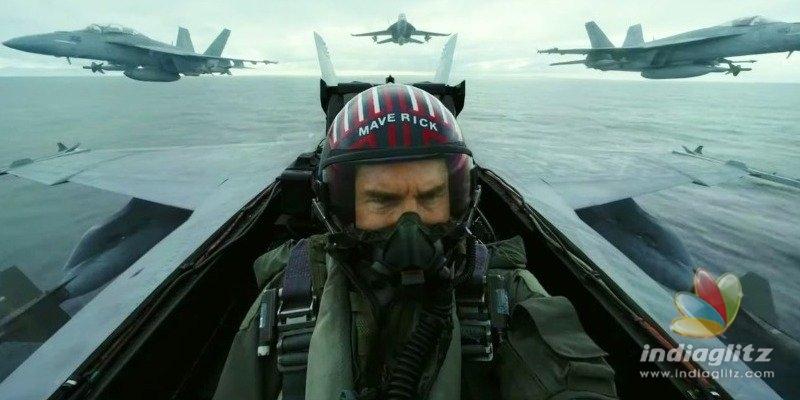 Tom Cruises high flying Top Gun : Maverick trailer is here
