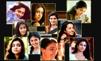 10 Tamil Heroine Characters that men will fall in love with