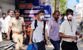 Chinese tourist arrives in Tamil Nadu; sent back to China over coronavirus fear