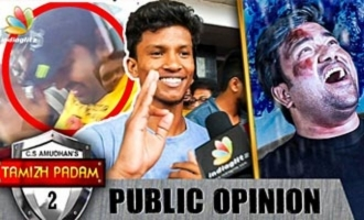 They have trolled Thala to the core 'Tamil Padam 2.0' Public Review & Reaction