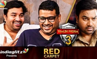 Tamil Padam 3 : Why Not ? | Shiva & C.S.Amudhan Laugh Riot Interview