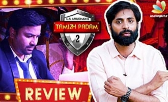 'Tamil Padam 2' Review by IndiaGlitz Kaushick