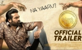 Vijay Sethupathi's politically charged 'Tughlaq Durbar' trailer review is here