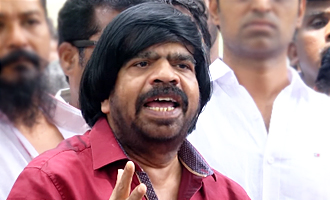 Vishal & other leaders can't protest like this : T Rajendar Latest Speech